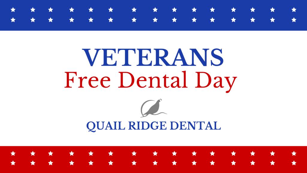 Veterans Dental Day